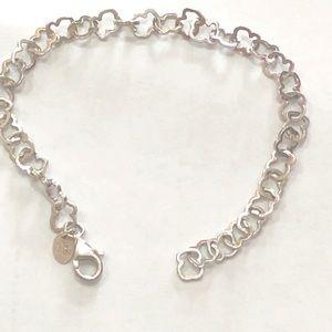 Tous Sterling Silver Bracelet